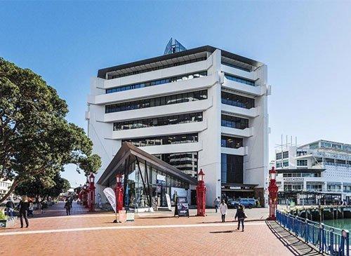 139 Quay Street building