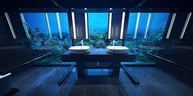 CMRI USV Bathroom